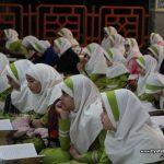 گزارش تصویری اولین کرسی تلاوت قرآن ویژه دانش آموزان