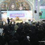گزارش تصویری یکصد و چهاردهمین کرسی تلاوت و تفسیر قرآن کریم بخش اول