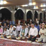 گزارش تصویری یکصد و سی و پنجمین کرسی تلاوت و تفسیر قرآن کریم