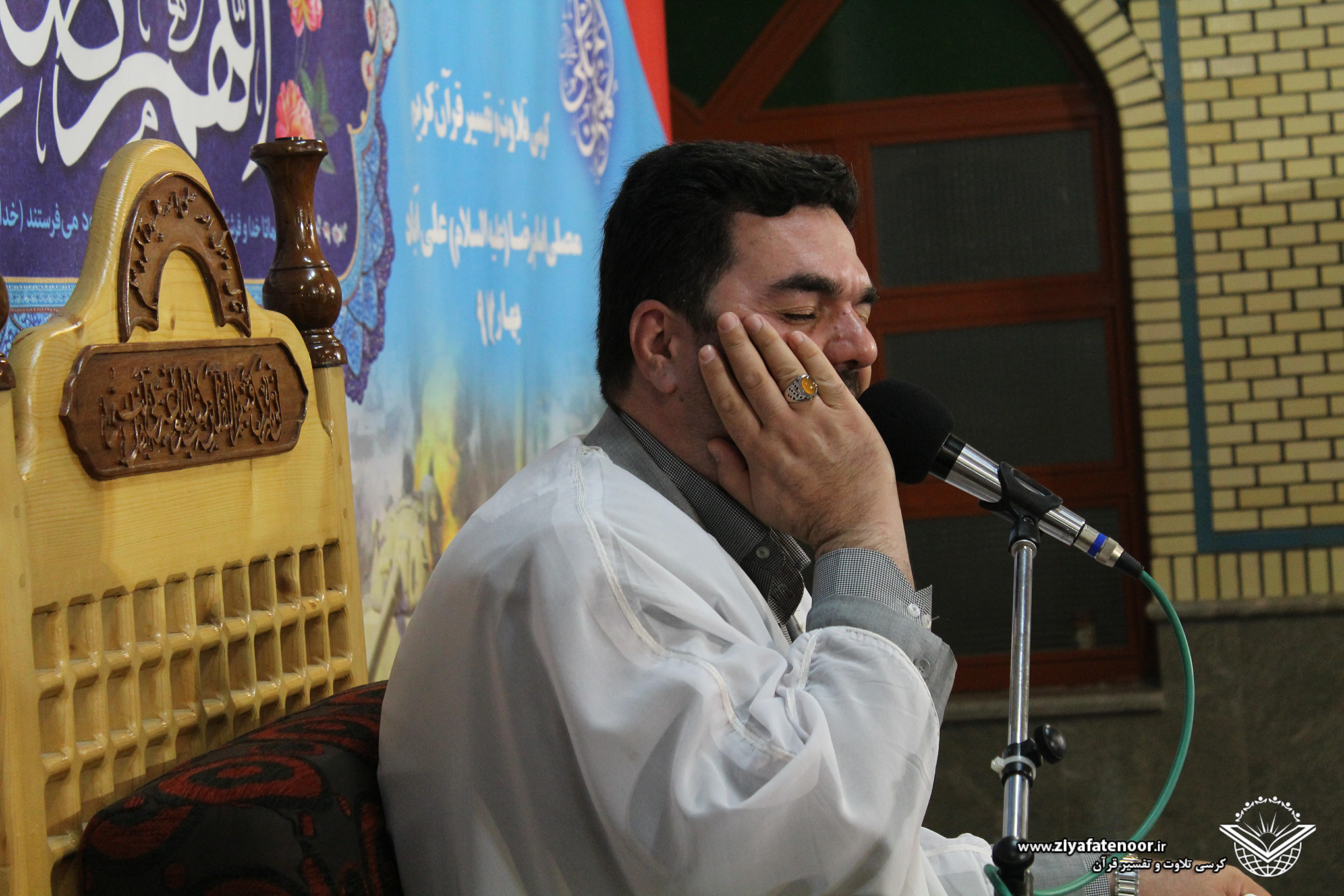 یکصد و شصت و نهمین کرسی تلاوت و تفسیر قرآن کریم برگزار شد