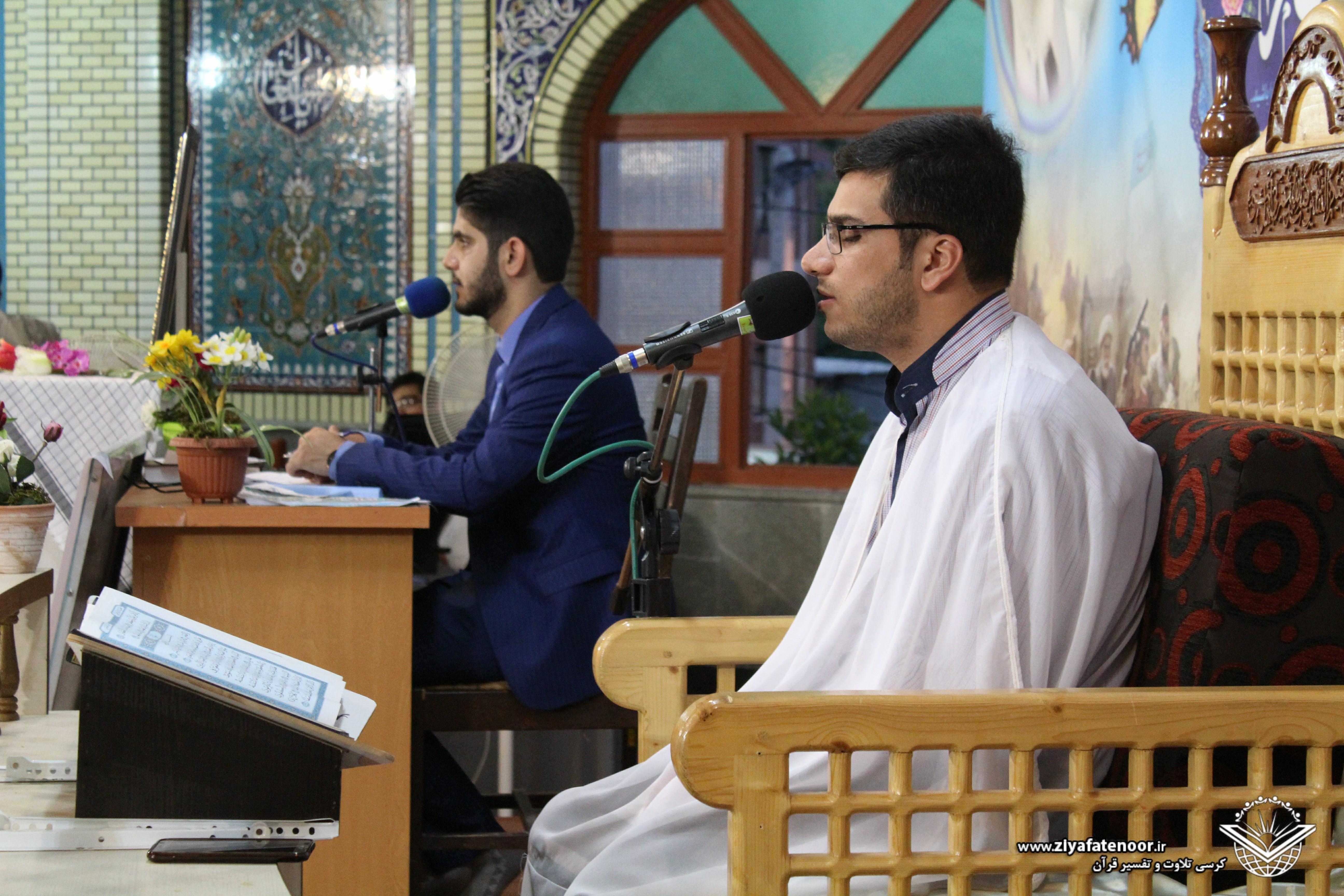 یکصد و هفتاد و پنجمین کرسی تلاوت و تفسیر قرآن کریم برگزار شد
