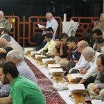 گزارش تصویری یکصد و هشتاد و هشتمین کرسی تلاوت و تفسیر قرآن کریم