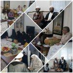برگزاری نشست صمیمی مسئولان قرانی مردمی شهرستان علیآباد کتول