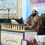 گزارش تصویری کرسی تلاوت و تفسیر رضوی در شهرستان آزادشهر