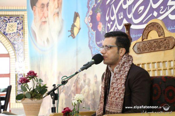 سومین کرسی تلاوت قرآن ویژه دانش آموزان برگزار شد