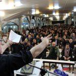 دویست و پنجاه و پنجمین کرسی تلاوت و تفسیر قرآن کریم برگزار شد