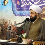 گزارش تصویری دویست و پنجاه و هفتمین کرسی تلاوت و تفسیر قرآن کریم