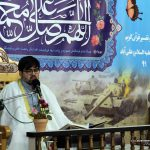 دویست و هفتاد و ششمین کرسی تلاوت و تفسیر قرآن کریم علیآباد کتول برگزار شد