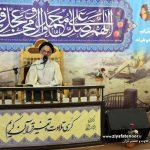 دویست و هشتاد و هشتمین کرسی تلاوت و تفسیر قرآن کریم علیآباد کتول برگزار شد